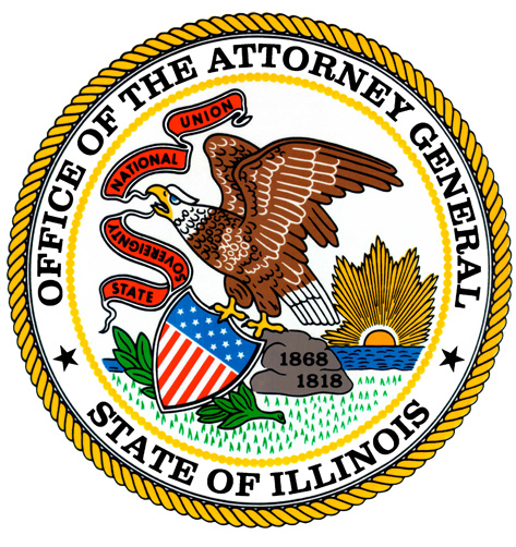 Official Seal of the Attorney General of Illinois