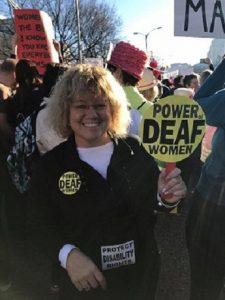 Power of Deaf women