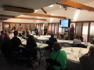 Legislative Training seminar